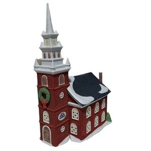 Dept 56 New England Old North Church 5932-3 1988